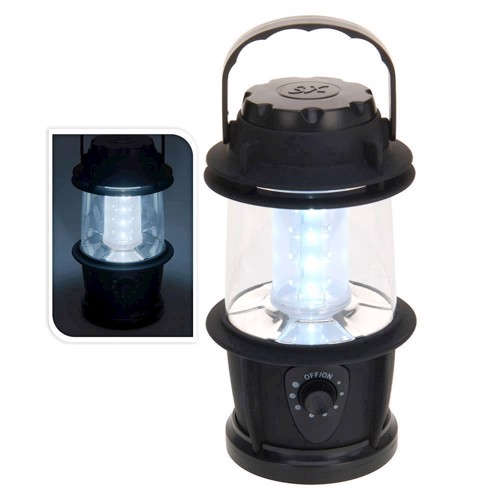 Image of LED Camping lampe, regulerbar lysstyrke