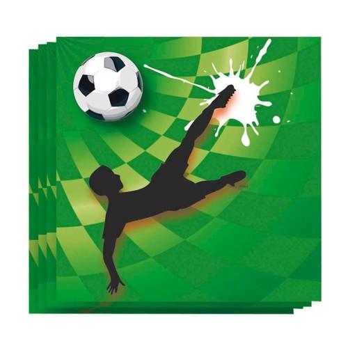 Image of   Napkins Goal, 20pcs.