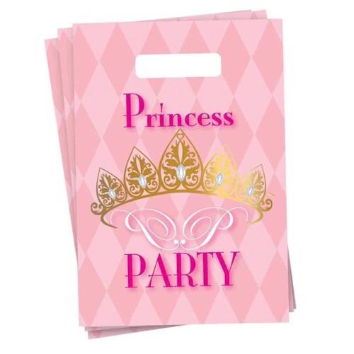 Image of   Portion bags Princess Party, 6pcs.