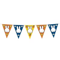 Flags line Miffy, 6mtr.