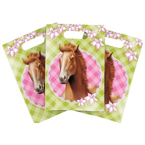 Image of Partybags horses, 6pcs.