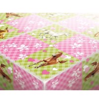 Tablecloth Horses