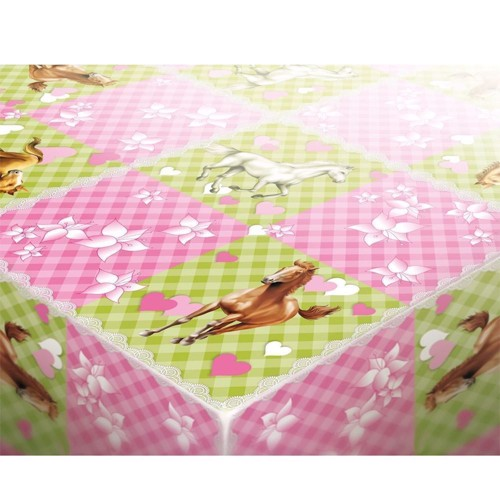 Image of Tablecloth Horses