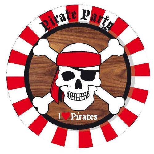 Image of Signs pirates, 8pcs.