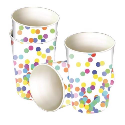 Image of Cups Confetti, 8pcs.