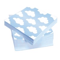 Napkins Baby boy, 20pcs.