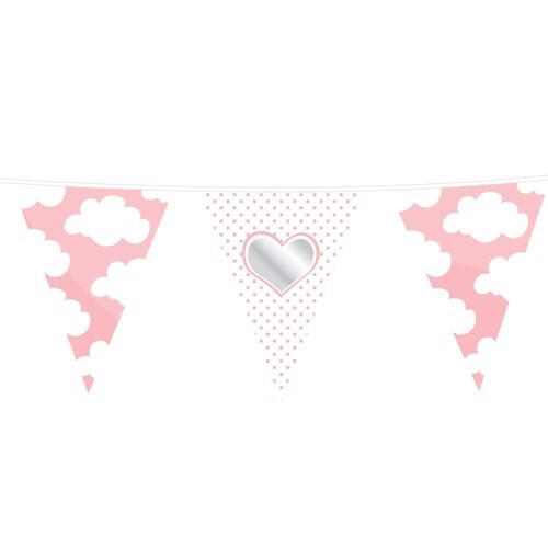 Image of Flags line Baby girl, 10mtr.