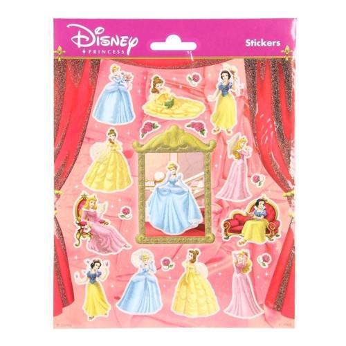 Image of Disney Princess Klistermærker (8711586363633)