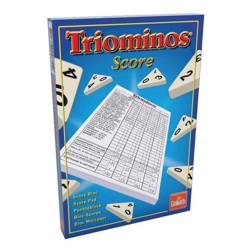 Image of Triominos The Original Score Pad (8711808006119)