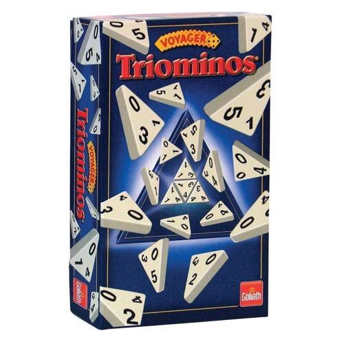 Image of Triominos Travel Edition (8711808006225)