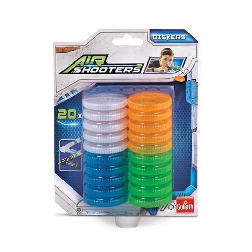 Image of Air Shooters - Disk Refills (8711808311503)