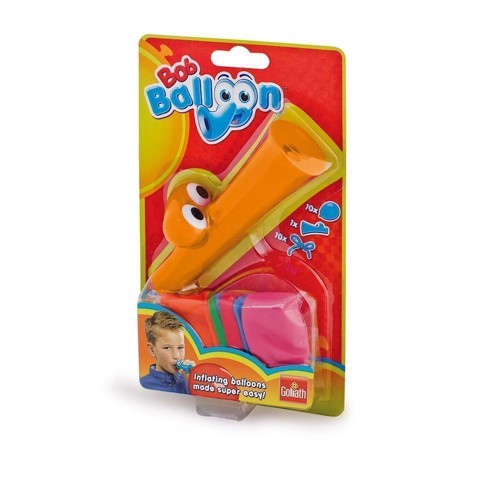 Bob Balloon-Orange