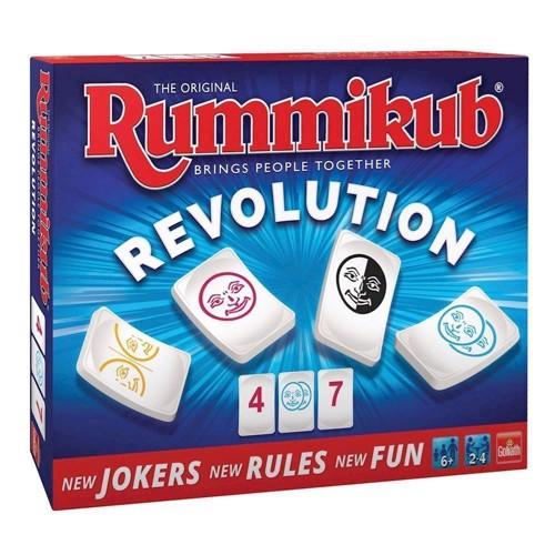 Image of Rummikub Revolution (8711808504028)