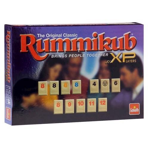 Image of Rummikub Original XP-6 players (8711808504066)