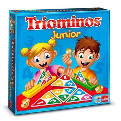 Image of Triominos Junior (8711808606272)