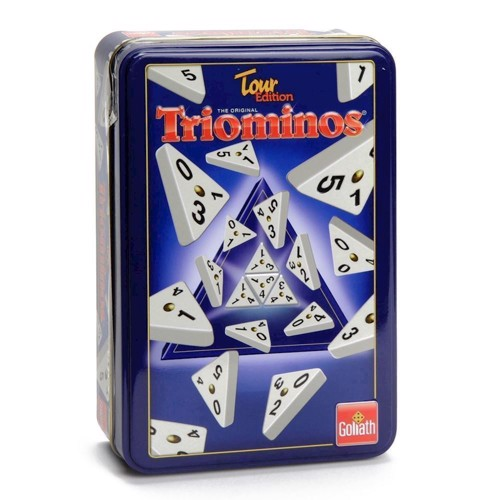 Image of Triominos Tour Edition, rejse udgave (8711808606326)