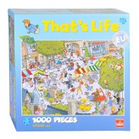 That's Life-the French Square, 1000pcs.