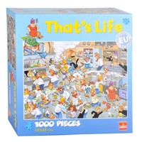 That's Life-the kitchen, 1000pcs.