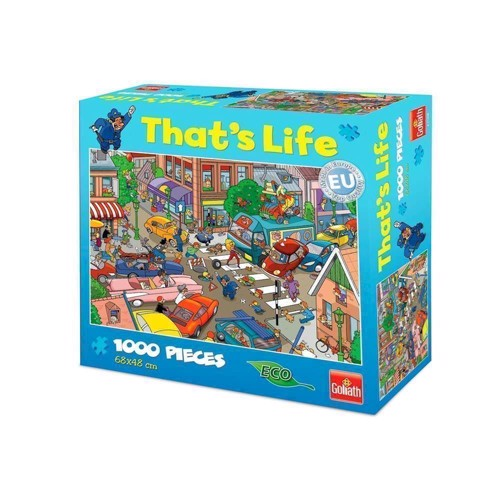 Image of   Thats Life-traffic, 1000pcs.