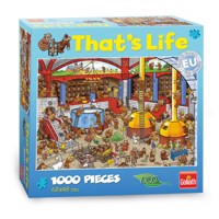 That's Life-brewery, 1000pcs.