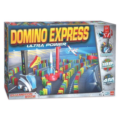 Image of Domino Express Ultra Power