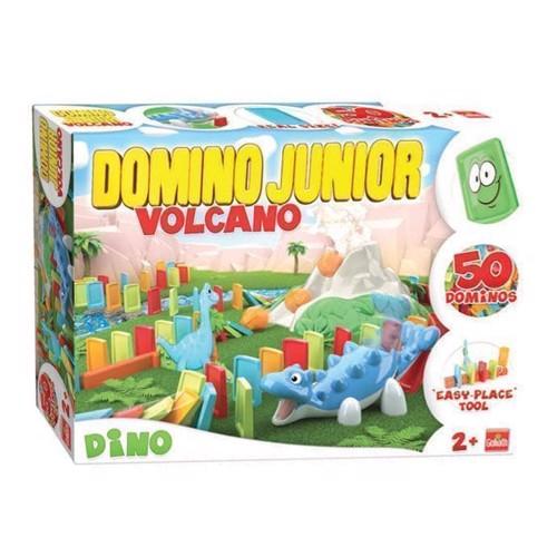 Image of Domino Express Junior Dino Vulcano (8711808810174)