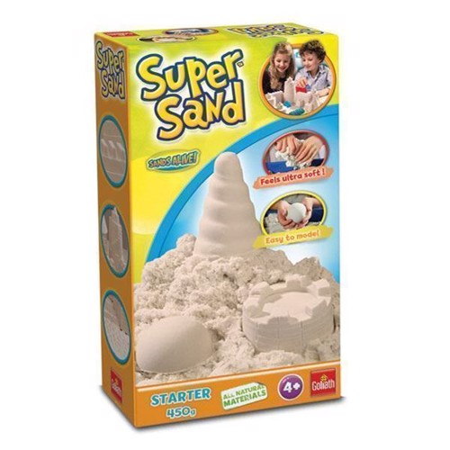 Image of Super Sand Startsæt med magisk sand (8711808832107)