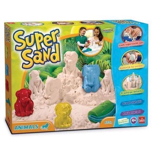 Image of Super Sand magisk sand med dyr (8711808832138)