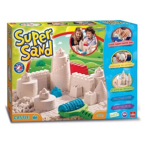 Image of Super Sand sandslot magisk sand (8711808832190)