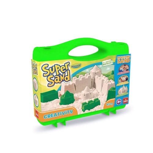 Image of Super Sand kreativ kasse med magisk sand (8711808832329)