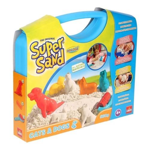 Image of Super Sand magisk sand med katte og hunde (8711808832367)
