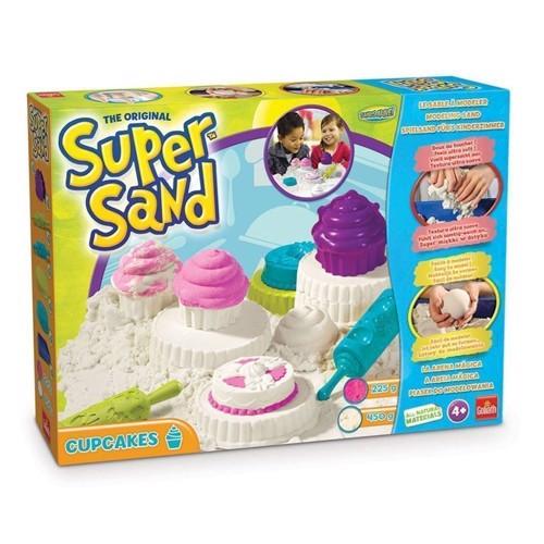 Image of Super Sand lav Cupcakes med magisk sand (8711808832404)