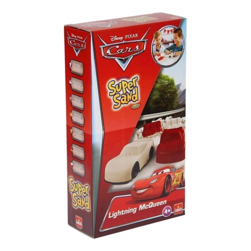 Image of Super Sand Disney Cars magisk sand lille