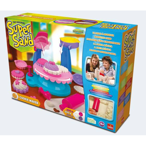 Image of Super Sand Cookie Maker