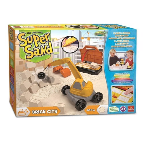 Image of Super Sand Brick City