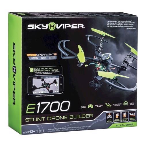Image of   Sky Viper Stunt Drone Builder