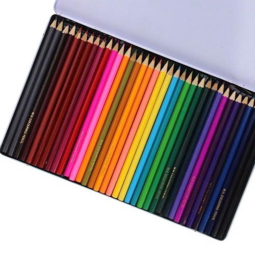 Image of   Farvede blyanter, 36 stk