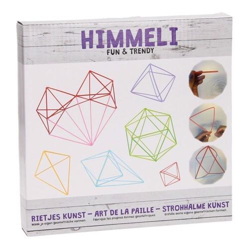 Image of   Himmili, Sugerørskunst, 500 stk