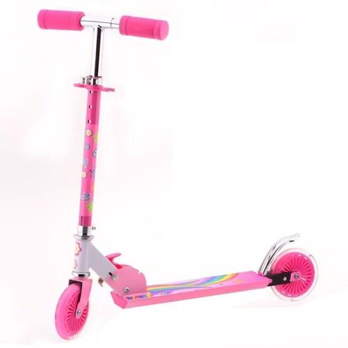 Image of   Sportline, løbehjul i pink