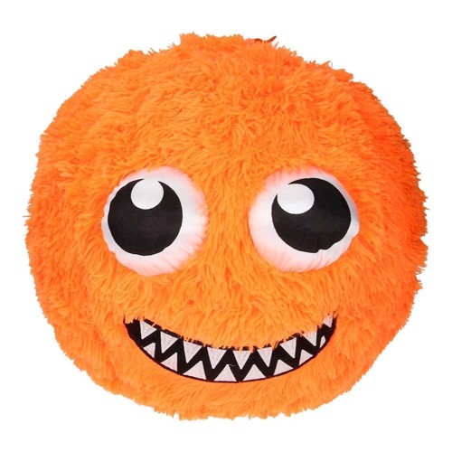 Image of Fuzzy Ball, pelsbold med ansigt 40cm, pris er pr. stk. (8711866242627)