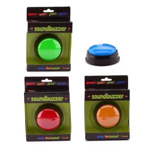 Image of   Spil Buzzer med lys og lyd