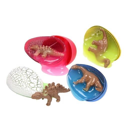 Image of Slim æg med Dinosaur, pris er pr. stk.