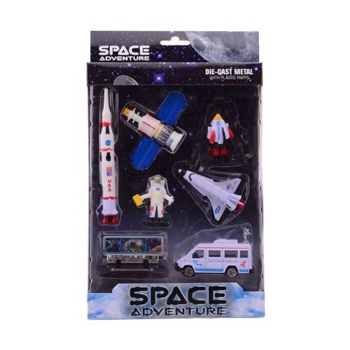 Image of Space aventure, autronaut, rumlegetøj (8711866260263)