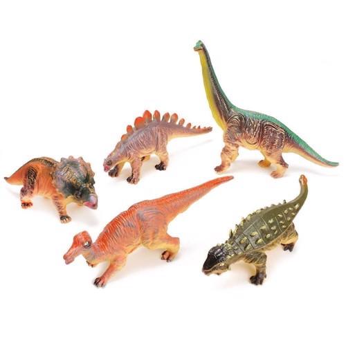 Image of Stor blød dinosaur figur. Assorterede modeller, pris pr. stk (8711866266975)