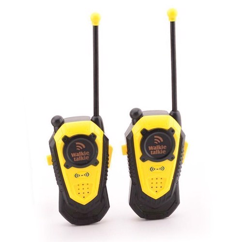 Science Explorer Walkie Talkie
