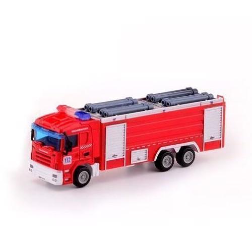 Image of   Super Trucks Legetøjsbrandbil