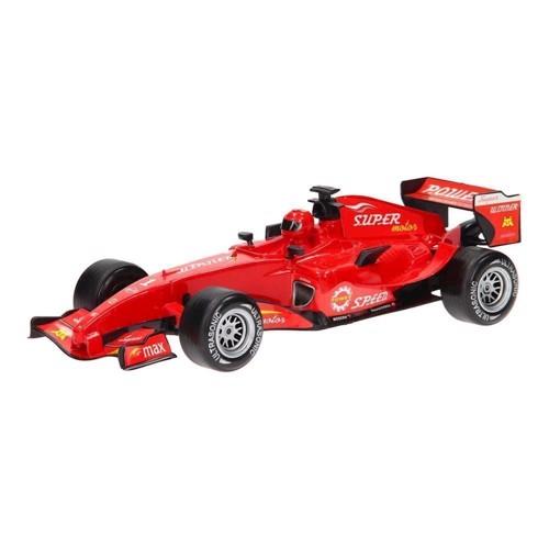 Image of   Racerbil med lyd og lys, blå