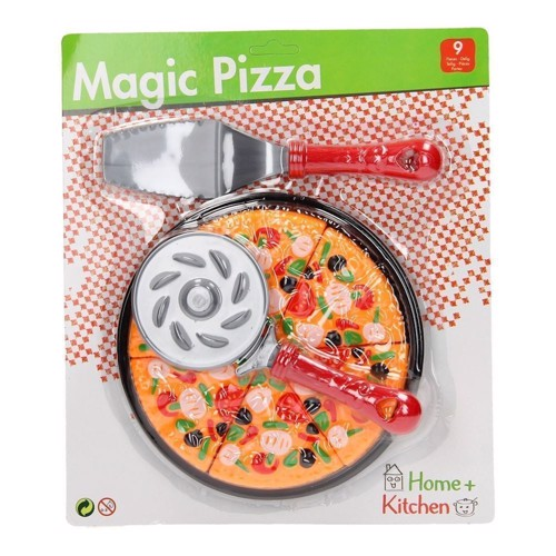 Image of   Home Kitchen Magic Pizza, Pizza legesæt