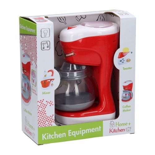 Image of   Home & Kitchen Legetøj, kaffemaskine med lys og lyd