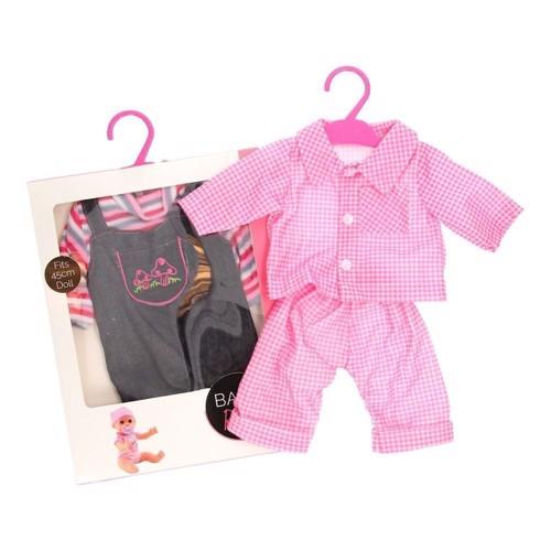 Image of   Baby Rose, dukketøj i gaveæske